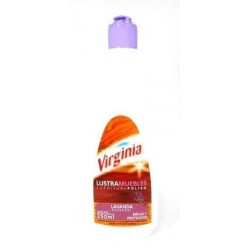 LUSTRAMUEBLES VIRGINIA LAVANDA 250ML