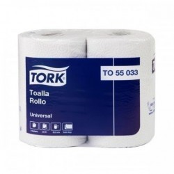TORK TOALLA ROLLO D/H 24 MTS TO55033