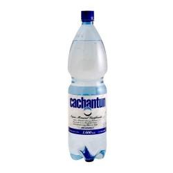 AGUA MINERAL CACHANTUN CON GAS 1,6 LT
