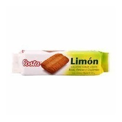 GALLETA LIMON 140 GR COSTA