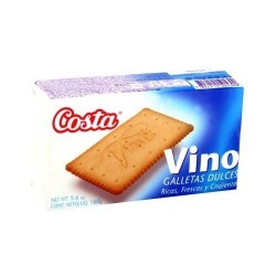 GALLETA SABOR VINO 160 GR COSTA