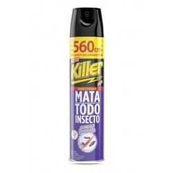 INSECTICIDA TODO INSECTO KILLER 560CC VIRGINIA