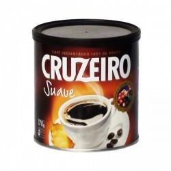 CAFE INSTANTANEO 170GR SUAVE CRUZEIRO TARRO
