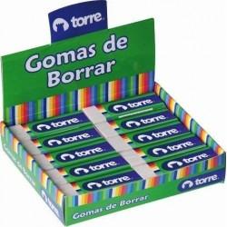 GOMA DE BORRAR GRANDE TORRE